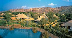 Oberoi Vanyavilas Resort