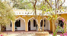 Krishna Jungle Resort